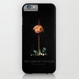 The Lord of the Flies iPhone Case