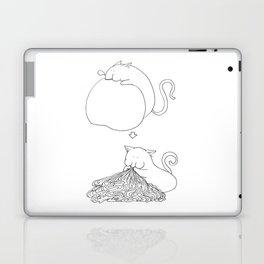 Strange Creature Eating Laptop & iPad Skin