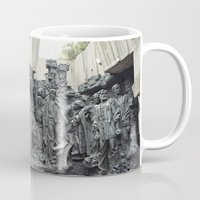 ukraine Mugs featuring Kiev, Ukraine by Love Crosses Oceans Smith Family