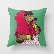 SJOKOLADE 8 Throw Pillow