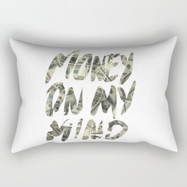 Money Rectangular Pillow
