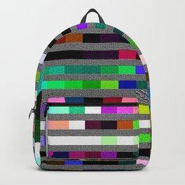 Color tv Backpack