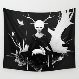 Space Within Wall Tapestry