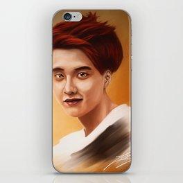 DO KYUNGSU iPhone Skin