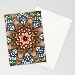 Sagrada Familia - Vitral 1 Stationery Cards