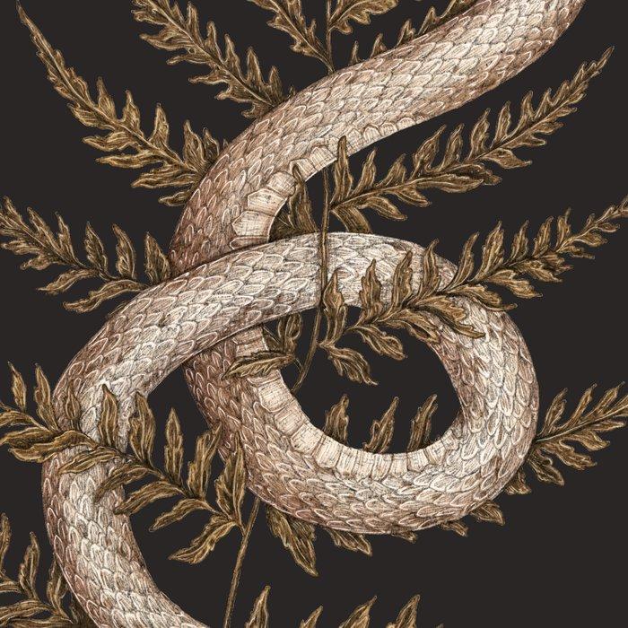 The Snake and Fern Leggings