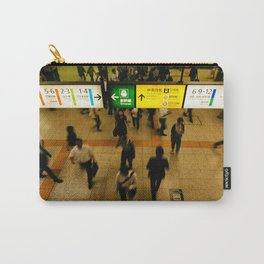 Ueno Station Carry-All Pouch