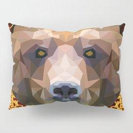 The King of Bears Pillow Sham