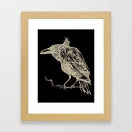 cuervo Framed Art Print