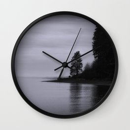 Monochrome Dream Wall Clock
