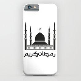 Ramadhan Kareem iPhone Case