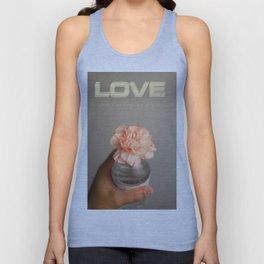 Love Survives Unisex Tank Top