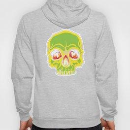 Scary Glow Skull Hoody