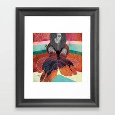 no art can help me with this Framed Art Print