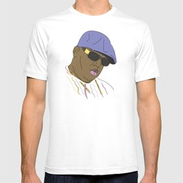 MINIMAL BIGGIE T-shirt