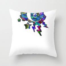 C ALFABET Throw Pillow