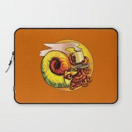 Ammonite Tea Laptop Sleeve