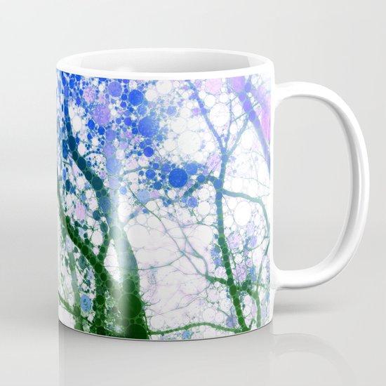 Tree Abstract 1 Mug