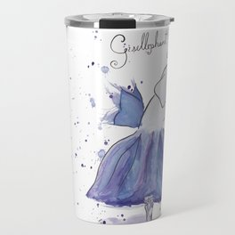 Gisellephant Travel Mug