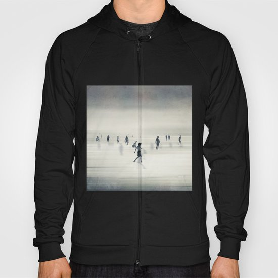 floating on light Hoody