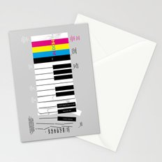 Brief History of Music Stationery Cards