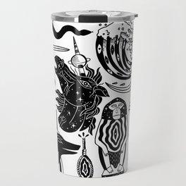 Interdimensional Portals Travel Mug