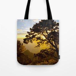 Grand Canyon sunrise Tote Bag