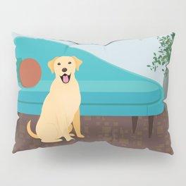 A Labrador Retriever Makes A House A Home Pillow Sham