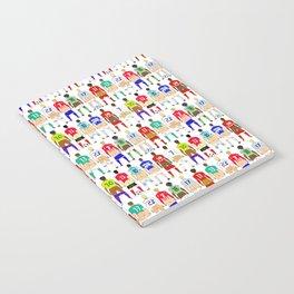 Soccer Butts Notebook