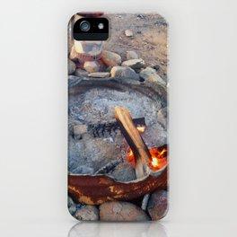 Firepit iPhone Case
