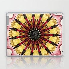 Tribal Spears and Fading Hearts Mandala Laptop & iPad Skin
