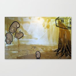 Coming of Age Canvas Print