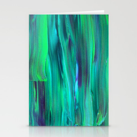 Abstract Painting 29 Stationery Cards
