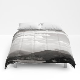 Cloud Coverage Comforters