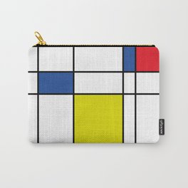 Mondrian 1 Carry-All Pouch