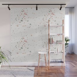 Colorful Ink Splatter 0025 Wall Mural