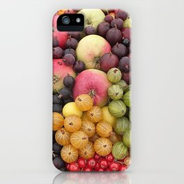 Five a Day iPhone Case