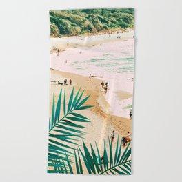 Beach Weekend #digitalart #nature Beach Towel