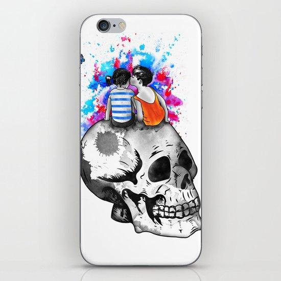 Love, hate, tragedy... iPhone & iPod Skin