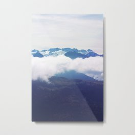 French Pyrenees Metal Print