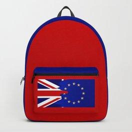 Union Jack and EU Blend Backpack