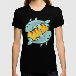Loaves and Fishes I T-shirt