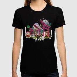 Fuji Scene T-shirt