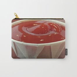 Ketchup Cup Carry-All Pouch