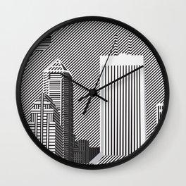 Duval Wall Clock