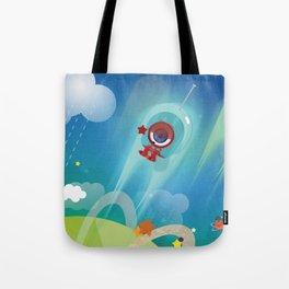 The Eyez - Astronaut Tote Bag