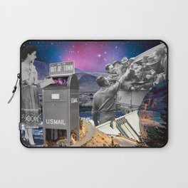 With or without you Laptop Sleeve