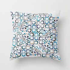 sporing v1 Throw Pillow