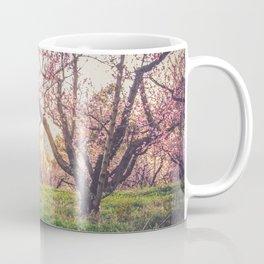 Dreamy Peach Orchard Coffee Mug