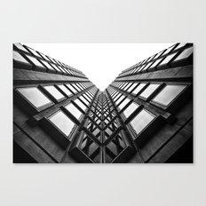 Vee Canvas Print